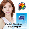 100Pcs Amazing Oil Absorbing Film Facial Blotting Tissue Paper Pack