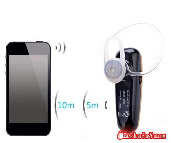 Brand New Universal Stereo Bluetooth Headset V 3.0 - Gear Just For You.com