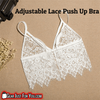 Amazing Sexy Boho Fashion Regular Sleeve Adjustable Lace Push Up Bra - Gear Just For You.com