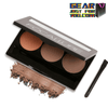 Multicolor Waterproof Eyebrow Makeup Palette