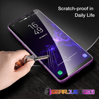 Perfect Fit 3D Curved Edge Samsung Screen Protector