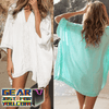 Sexy Bikini Cover-Up Dress Featured V Neck And Floral Lace For Fashionable Women - Gear Just For You.com