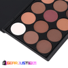 Luxury Professional Shadow Colors Cosmetic Eyeshadow Naked Matte Pigments Makeup Palette - Gear Just For You.com