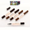 Professional Long Lasting Waterproof Women's Eyebrow Dye Cream Pencil Set - Gear Just For You.com