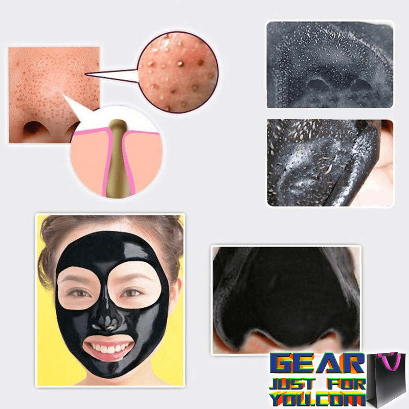 Amazing Blackhead Removal Deep Cleaning Face Mask It's ... - photo#30