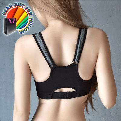 Amazing Stretch Perfect Fitness Wire-Free Padded Yoga Sports Bra