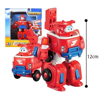 Awesome Transforming Super Wings Airplane Robot