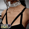 Luxurious Crystal Choker Necklace