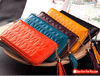 Genuine Leather Attractive look Multi Purpose Personalized Clutch Wallet for Women