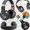 Ultra-Long Operation BASS Resonance Turbine Hurricane Stereo WIRELESS Bluetooth Headset - Gear Just For You.com