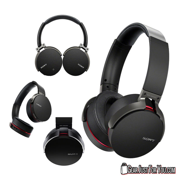 Exclusive Bass Bluetooth Wireless Headphones
