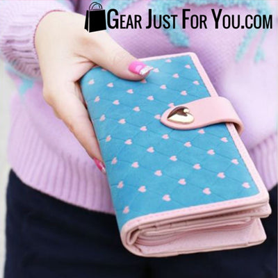 Charming Style Purse Clutch Wallet Phone Holder - Gear Just For You.com