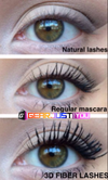 Big Eye Waterproof Black Mascara