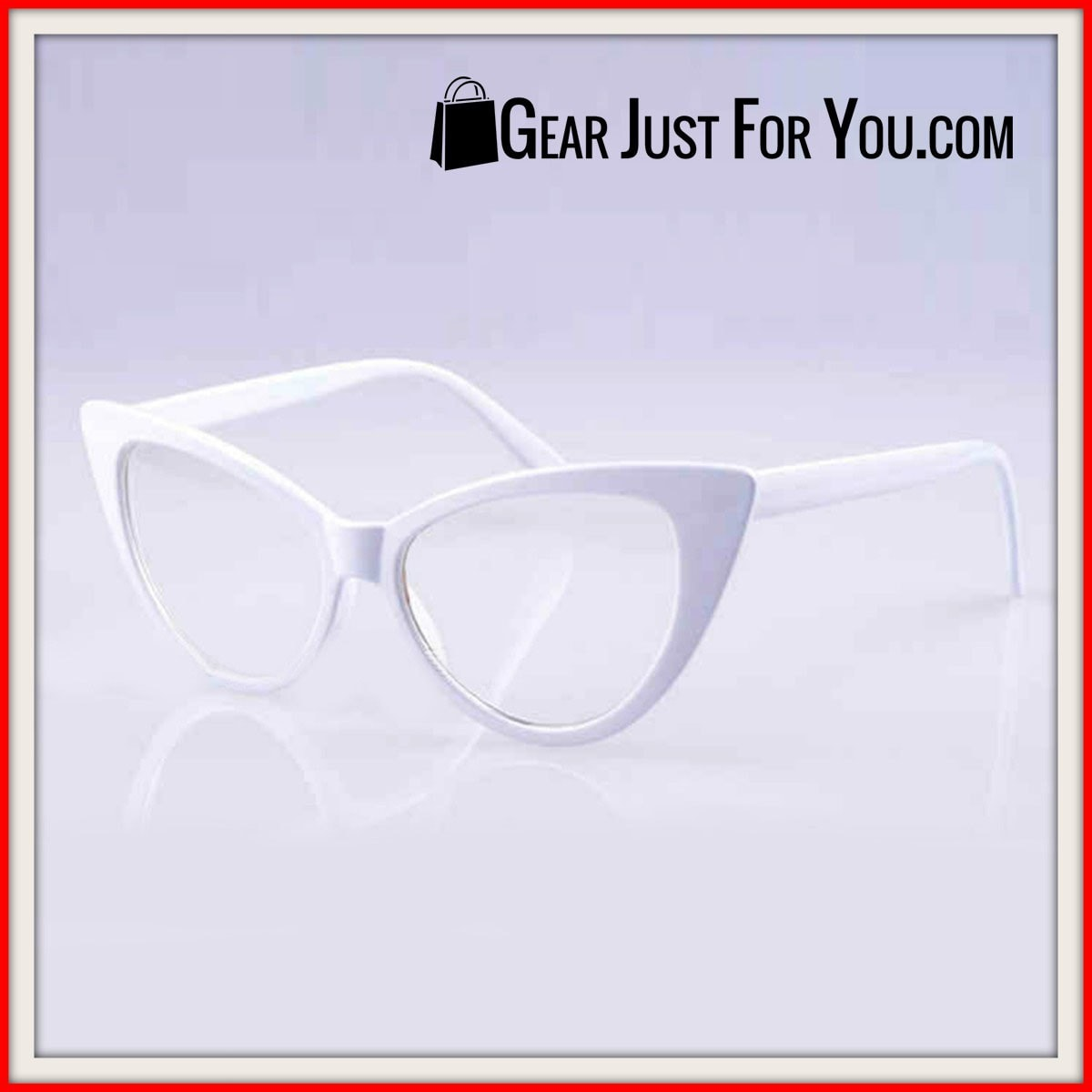Stunning Cat Eye UV Protection Designer Sunglasses - Gear Just For You.com