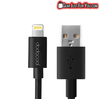 Special APPLE Certified Lightning PVC Data Sync Charging Cable - Gear Just For You.com