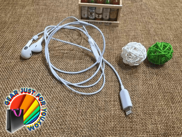 Special DAMAGE Eliminating Re-Usable Optical Fiber Lightweight APPLE Headphone Connector - Gear Just For You.com