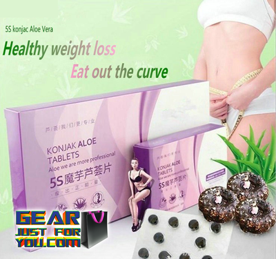 Fast Weight Loss Anti-Cellulite Aloe Tablets