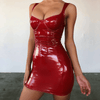 Luxury Heart Breaker Latex Dress