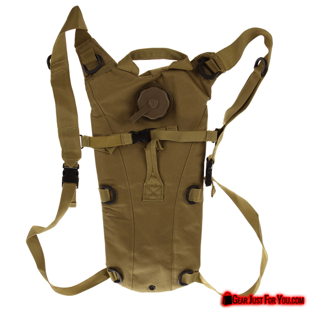 High Quality Outdoor Camping Hiking Hydration Water Bag Back Pack 2.5L and 3L