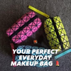 Perfect Everyday Spacious Makeup Bag