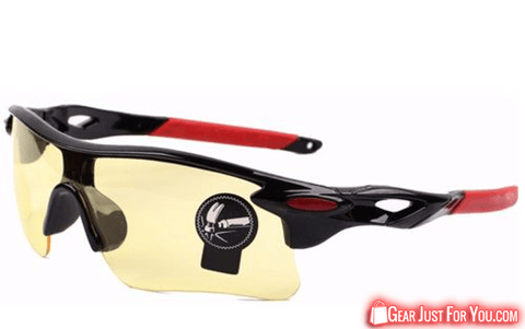 Ultra Sporty UV400 Special Lens Eye Wear Outdoor and yet Very Fashionable - Gear Just For You.com