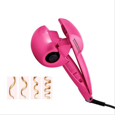 Fastest Easiest Automatic Steam Hair Curler