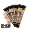Professional Base Liquid Foundation Waterproof Concealer