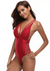 ❤ Monokini Retro Thong One Piece Swimsuit Trikini Be a Beach Icon