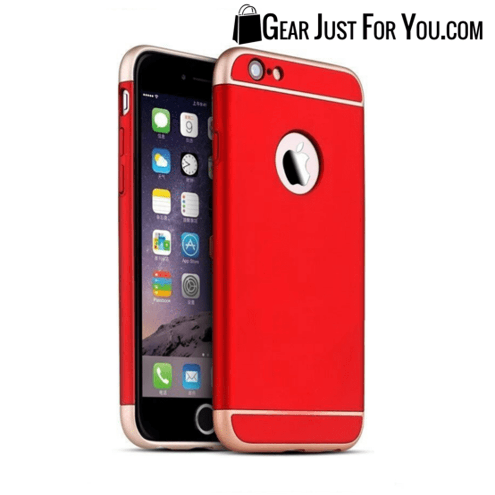 premium selection af162 3288e Most Beautiful Luxury Ultra Thin Shockproof Case Cover for Apple iPhone