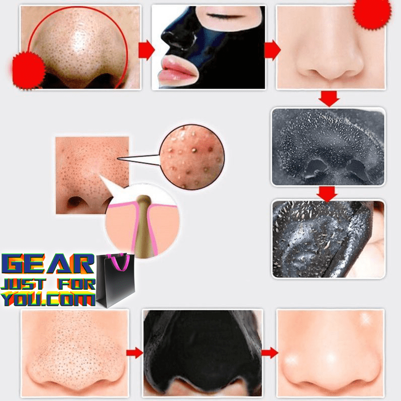 Amazing Blackhead Removal Deep Cleaning Face Mask It's ... - photo#20