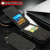 Stunning Design Genuine Leather Multi Functional Zipper Wallet Card Case Cover For Apple iPhone - Gear Just For You.com