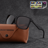 Comfortable Over-Sized Outdoor Sports Sunglasses