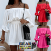 Sophisticated Hot Fashionable Summer Cocktail Beach Dress