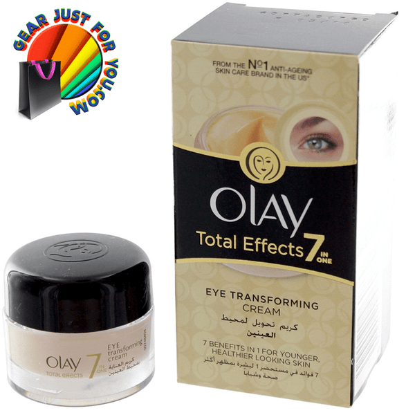 Olay Total Effects Anti Aging 7 In 1 Eye Transforming