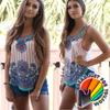 Beautiful Summer Casual Sleeveless Beach Wear - Gear Just For You.com
