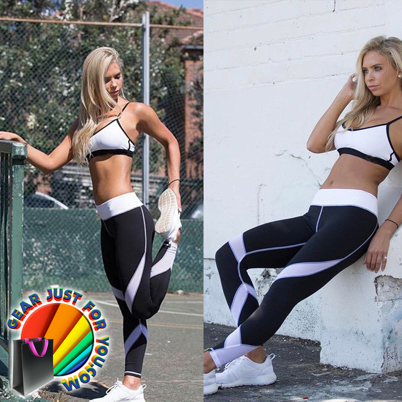 6806112009091e Eye-Catching Casual Gym Fitness Butt-Lift Leggings - GEAR JUST FOR YOU