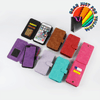 Smart Design Genuine Multifunction Leather Zipper Wallet Card Case Cover For Samsung - Gear Just For You.com