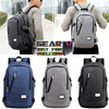 Super Secure Anti-Theft Business Functional Backpack