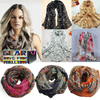 Most Popular Best Quality Soft Voile Cotton Chiffon Shawl Stole Scarves - Gear Just For You.com