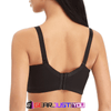 Attractive Deep Curve Seamless Unlined Sexy Three Quarter Push Up Bra