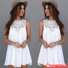 Sundress Chiffon Sleeveless Beach Dress for Women - Gear Just For You.com