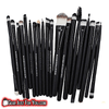 20 Pcs Exclusive Powder Foundation Women's Pro Makeup Cosmetic Brush Set - Gear Just For You.com