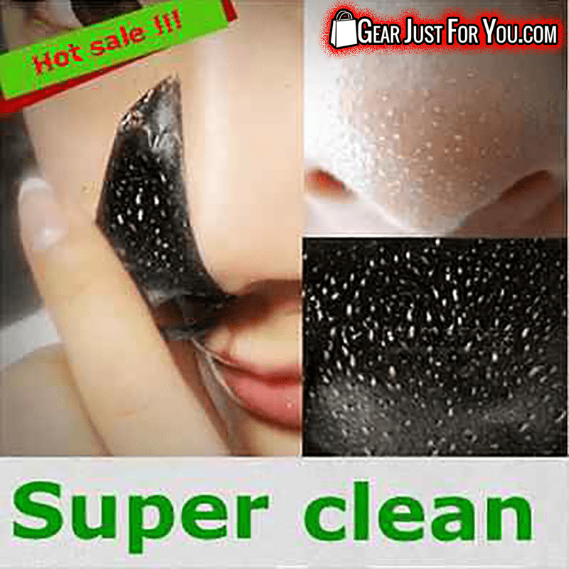Amazing Blackhead Removal Deep Cleaning Face Mask It's ... - photo#29