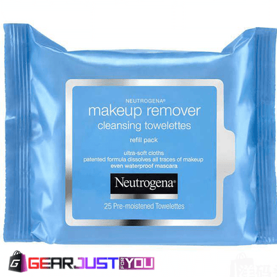 Most Effective Alcohol-Free Non-Allergic Makeup Remover Cleansing Facial Towelettes