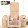 Image of Innovative High Storage Multi-Compartment Waterproof Toiletry Organizer Travel Bag