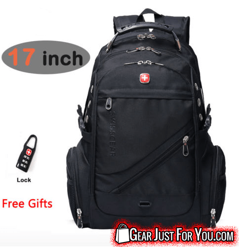 Business Casual Fashionable Laptop Backpack - Gear Just For You.com