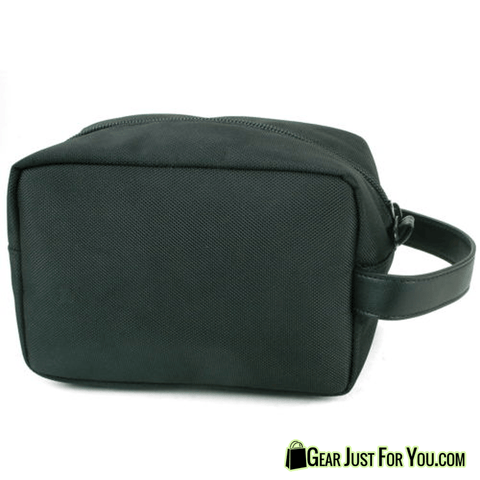 Mens Ultimate Shaving Kit Toiletry Bag Perfect for Travel - Gear Just For You.com