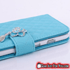 Luxury Bling Diamond Fashion Leather  Wallet Case for iPhone - Gear Just For You.com