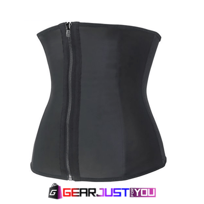 Stunning Latex Rubber Body Shaper Slimming Waist Cincher Corset - Gear Just For You.com