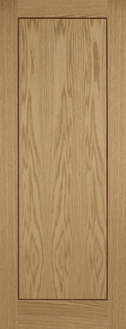 Lpd Internal Oak Inlay 1 Panel Door - Internal Doors